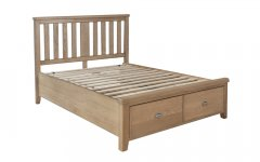 Hugo-4-6-Bed-with-Fabric-Headboard-and-Drawer-Footboard-Set