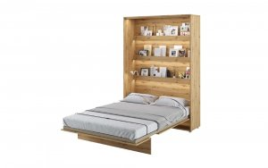 Artemis Double Vertical Wall Bed