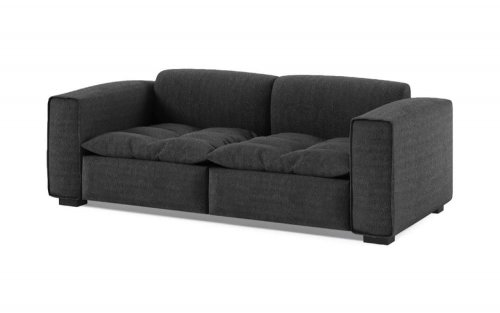 Excelsior 2 Seater Fabric Sofa