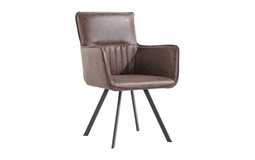 Luca-Carver-Chair-in-Brown-CH26-BR