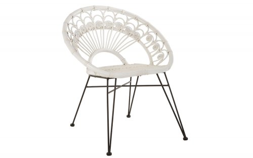 Merriam-White-Rattan-Chair-Angled-View