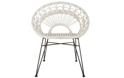 Merriam-White-Rattan-Chair