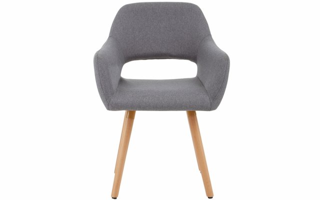 Acebo-Grey-Dining-Chair-with-Wooden-Legs
