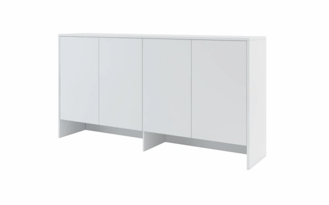 Artemis Single Horizontal Wall Bed Top Cabinet