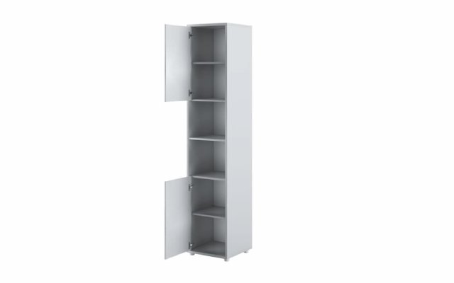 Artemis Vertical Storage Unit with 6 Shelves