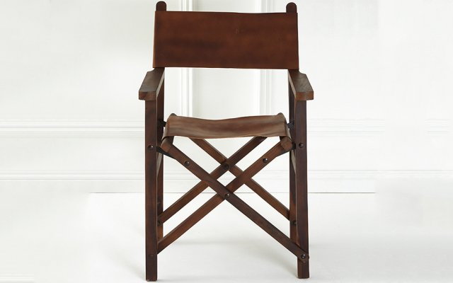 Brunel-Brown-Leather-Folding-Chair-2