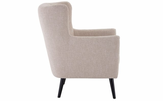 Donna-Natural-Fabric-Armchair-Side-View