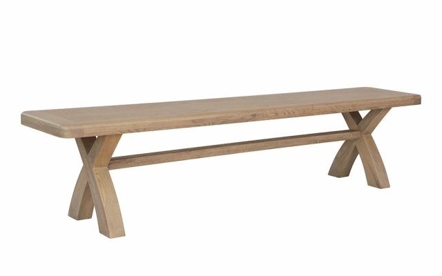 Hugo-Cross-Leg-Dining-Bench