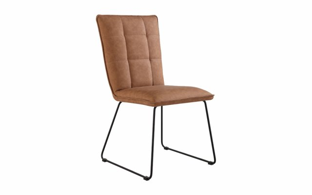 Jenson-Panel-Back-Chair-with-Angled-Legs-in-Tan-CH17-TAN