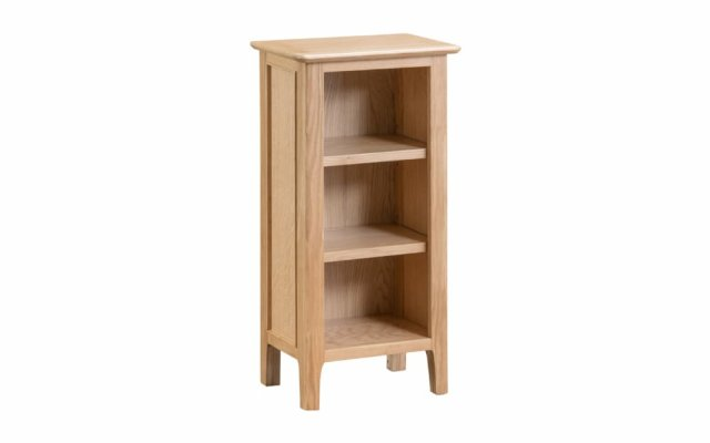 Nita-Small-Narrow-Bookcase
