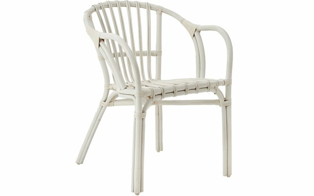 Nora-White-Rattan-Low-Armchair-Angled-View