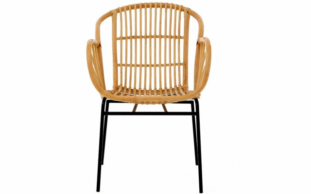 Quill-Natural-Rattan-Chair-with-Raised-Sides