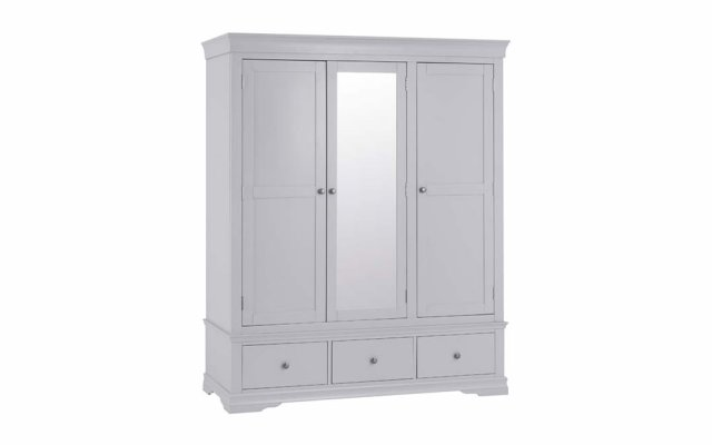 Swara-Grey-3-Door-2-Drawer-Wardrobe