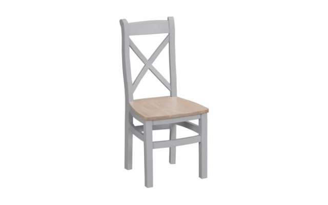 Tara-Dining-Cross-Back-Chair-Wooden-in-Grey