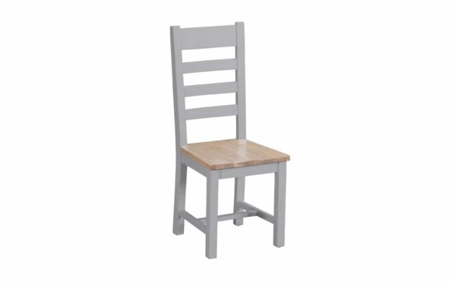 Tara-Dining-Ladder-Back-Chair-Wooden-in-Grey