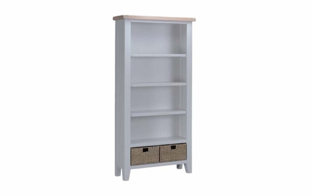 Tara-Dining-Large-Bookcase-in-Grey