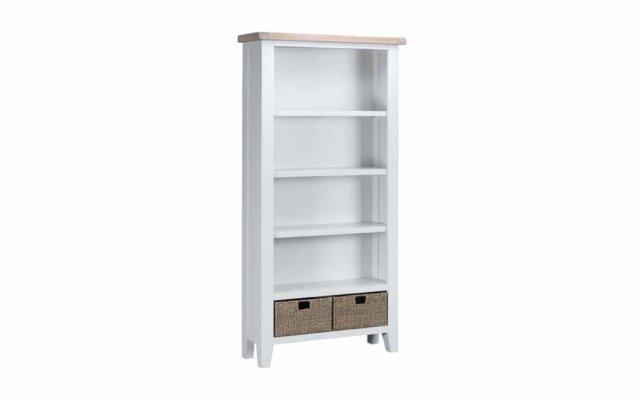Tara-Dining-Large-Bookcase-in-White