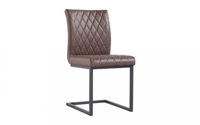 Hira-Diamond-Stitch-Dining-Chair-in-Brown-CH22-BR