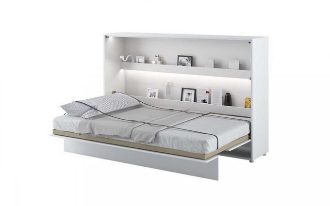 Artemis Small Double Horizontal Wall, What Is Size Of Small Double Bed