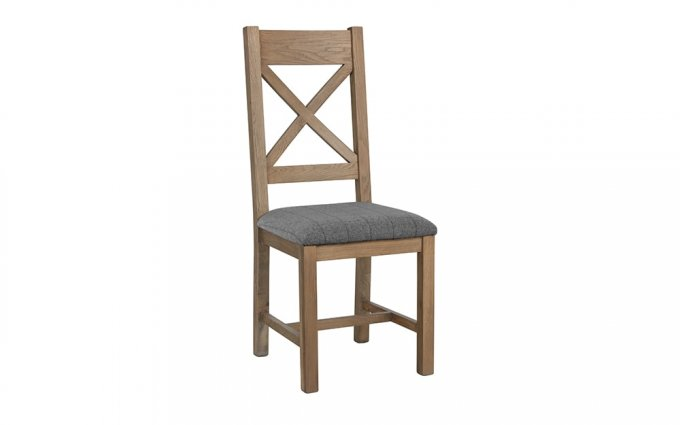 Hugo-Cross-Back-Dining-Chair-Grey-Check