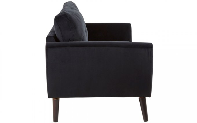 Hyde-3-Seat-Black-Sofa-Side-View