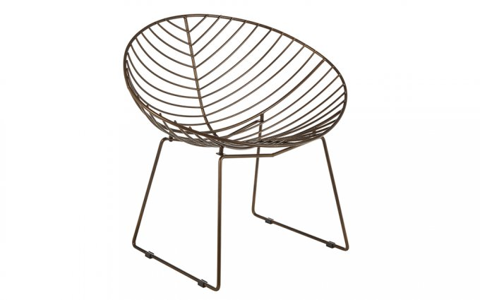 Jila-Wire-Chair-Bronze-Metal-Angled-ViewJila-Wire-Chair-Bronze-Metal-Angled-View