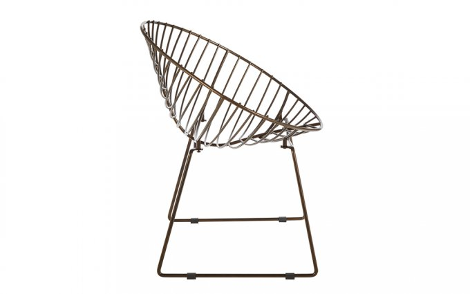 Jila-Wire-Chair-Bronze-Metal-Side-View